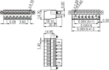 电路 电路图 电子 工程图 平面图 原理图 433_279